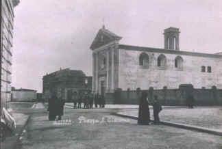 foto d'epoca Lucera Provincia di Foggia